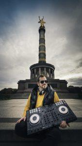 DJ Hochzeit Berlin, Brandeburg, Potsdam, Falkensee und Event, Geburtstags, Firmenfeier DJ Berlin, DJ Dawn Berlin
